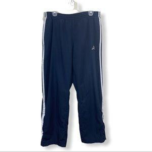 Adidas Men's Medium Blue Track Sweat Pants